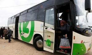 Palästinensischer Bus im WJL