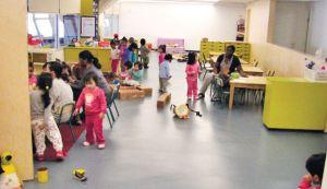 Kindertagesstätte in Tel Aviv