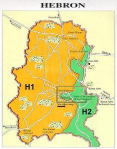 Die Zonen H1 und H2