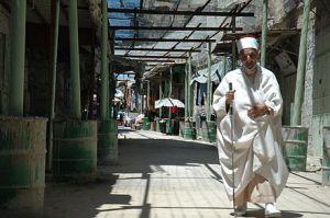 Die Altstadt von Hebron