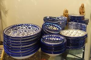 Keramik made in Hebron