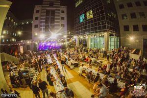 Partylaune in Herzeliya