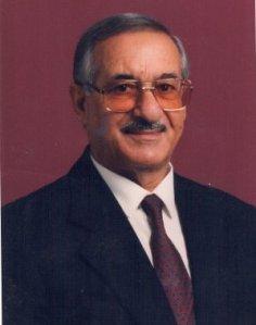 Canaan David Khoury, der Vater