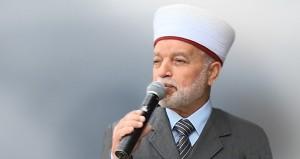 Scheich Muhammad Ahmad Hussein, der Obermufti von Jerusalem