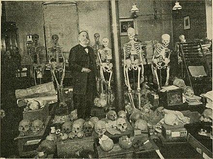 Virchow Arbeistzimmer Charite