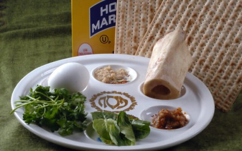 Food Passover Prep